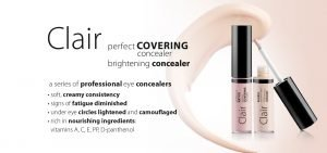 clair perfect covering concealer